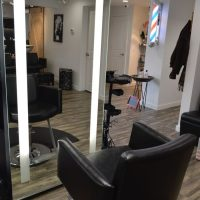 Hair Studio 1208 - Haircut chair