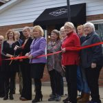 Ribbon Cutting, Hair Studio 1208