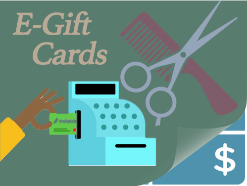Purchase salon gift cards online here